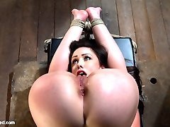 Welcome back Jennifer White to Hogtied. Girls are not made any hotter or sexier than this. brbr...