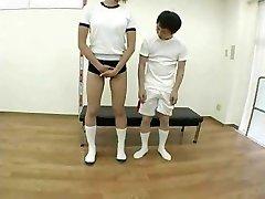 pikk naine ja lühike mees, (tsenseeritud)