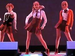 Tanz Russland - Koreanische Version