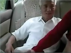Elderly man chinese fuck mature doll