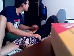 Vietnamita BF's hidden cam per niente