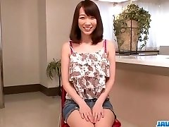 SErious fucktoy insertion episodes for hairy Hito