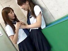 विदेशी, वेश्या रिन Kashiwagi, मारिया Hanano, कपड़ों में छोटे स्तन, जापानी दृश्य