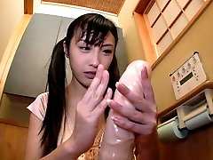 Miku Airi in Girly-girl Fisting Lessons: Part 3 - TeensOfTokyo