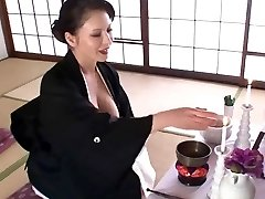 Luxurious Japanese MILF