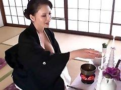 красивая японская милф
