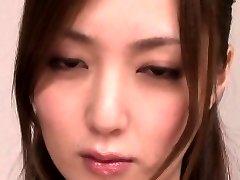 Japāņu milf nepieredzējis dick pirms sejas