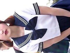 J-cosplay mergina, vidurinės mokyklos dėvėti ups 1