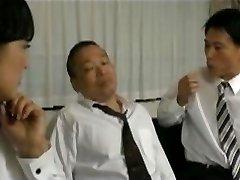 Japanes Žmona Ir Bosas Vyras 03