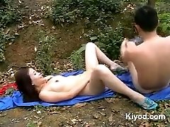 Japanese public sex part Two