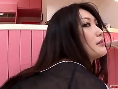 Naomi Sugawara amazing nudity and solo porn sequences