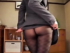 Shou nishino soap great chick pantyhose ass whip ru nume