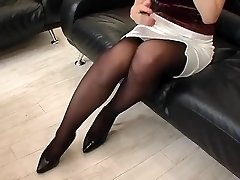 japanese wife in stocking Six-1