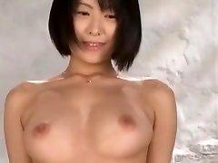 Egzotiškas Japonų kekše Nao Mizuki, Wakana Kinoshita, Rio Hamasaki Neįtikėtinais Striptizas, Erotinis JAV klipas