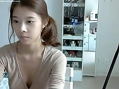 Gorgeous korean striptease