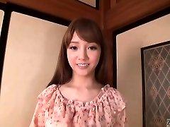 Subtitruota Japonijos AV star Rei paprastosios ropės striptizas nuogybės