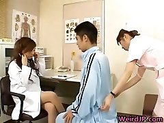 Super horny asian honeys in extreme part5