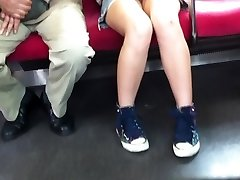 japanese upskirt no underpants in teach