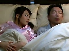Mao Hamasaki in I Pounded My Brothers Wifey part 1