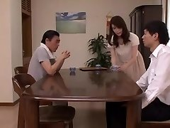 ignored housewife seduced by dad in-law