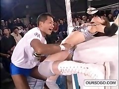 Sex Wrestling Contest Cup