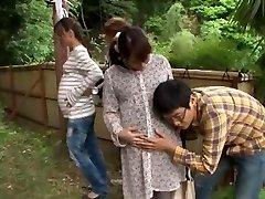 Pasakains Japāņu prostitūta Hinata Komine, Kyouko Maki Labāko Valsts JAV klipu