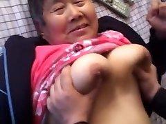 japan granny