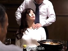 Satiate Fuck My Wife (Netorare JAV with Turkish Subtitle)