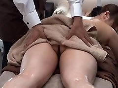 Private Oil Massage Parlor for Married Gal 1.2 (Censored)