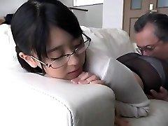 seksualus japonijos azijos mėgėjų ilgi plaukai sesuo