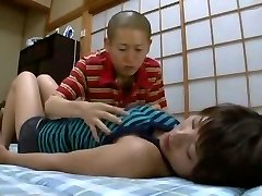 Amazing Japanese whore Azumi Harusaki in Astounding Changing Room, Massage JAV video
