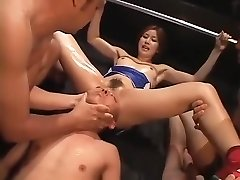 Crazy homemade BDSM, Fetish porn episode