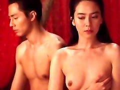 송지효(san Zhi Hehe) scena seksa