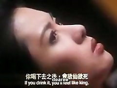 Hong Kong movie romp scene