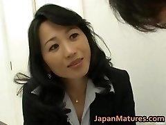 Natsumi Kitahara arse eats her guy part6