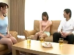 japanese wifey hotwife with step son 3
