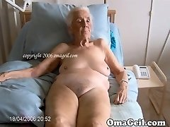 Omageil Thick collection aged grannies and senio