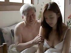 कोरियाई पिता जी अपने बेटे की पत्नी बकवास