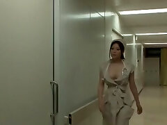 Incredible Asian chick Yuna Shiina in Amazing Nurse, Big Tits JAV episode