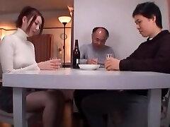 Exotic Japanese girl Yui Tatsumi in Horny Foot Job/Ashifechi, Oldie JAV movie