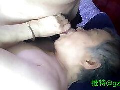 amazing asian granny