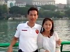 hermosas tetas grandes chino follada en el hotel
