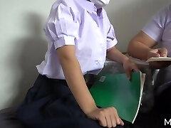 Jug Ice - ติวหนังสือกับเพื่อน (Thai Teenager with Friend)