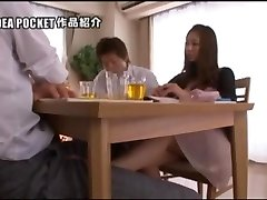 Astounding Japanese slut Minori Hatsune in Exotic College/Gakuseifuku, Doggy Fashion JAV clip