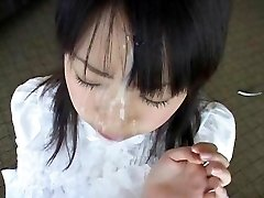 Asian nubiles facial compilation