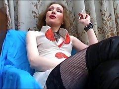 Russian Mama- Lick Domination