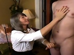 Mrs Loving Begins Sissy Training at Mommy's Request