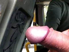 show in the bus (granny :))