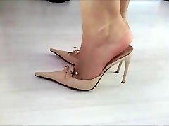 Glorious Mature feet