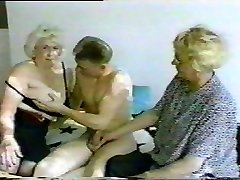 German Grandma Mature Oma Hook-up